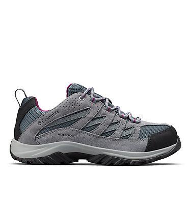 Women's Crestwood™ Waterproof Hiking Shoe CRESTWOOD™ WATERPROOF   227   10, Graphite, Wild Iris, front