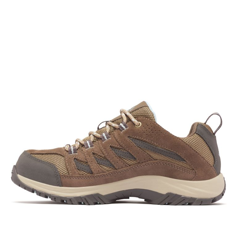 CRESTWOOD™ WATERPROOF | 227 | 6 Women's Crestwood™ Waterproof Hiking Shoe, Pebble, Oxygen
