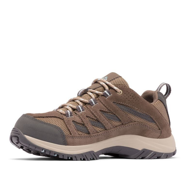 CRESTWOOD™ WATERPROOF | 227 | 5 Women's Crestwood™ Waterproof Hiking Shoe, Pebble, Oxygen, medial
