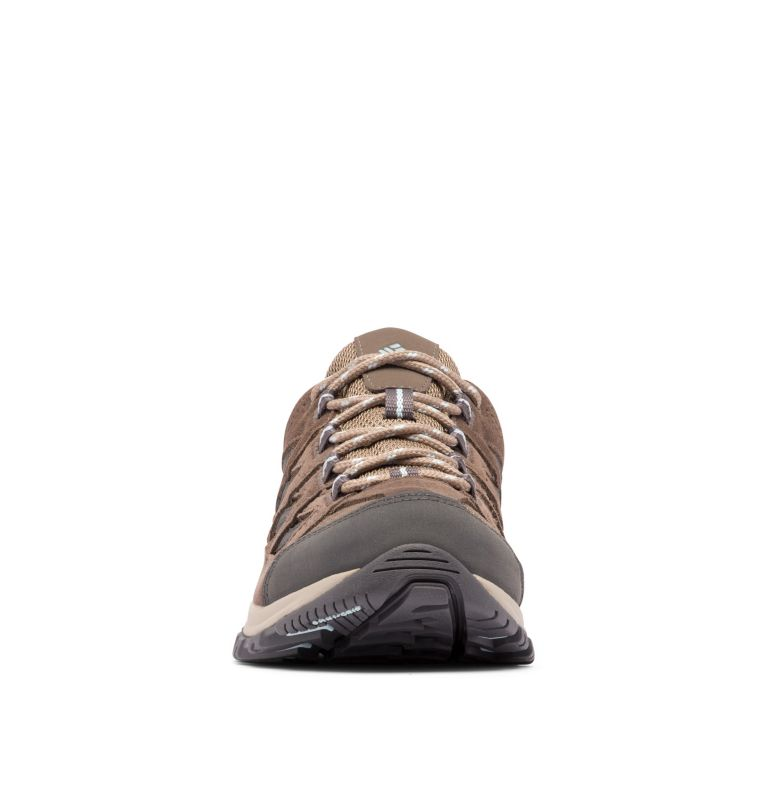 CRESTWOOD™ WATERPROOF | 227 | 6 Women's Crestwood™ Waterproof Hiking Shoe, Pebble, Oxygen, toe