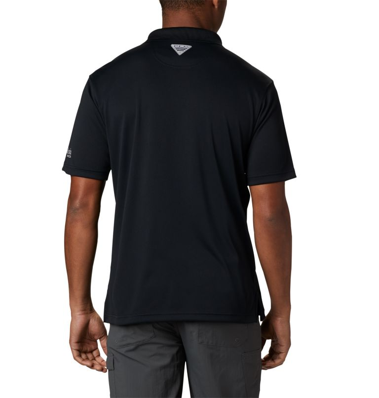 Men's PFG Fish Series™ Polo Shirt Men's PFG Fish Series™ Polo Shirt, back