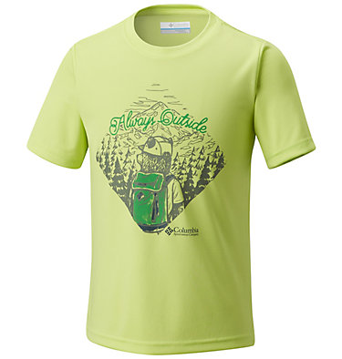 Boys' Always Outside™ Short Sleeve T-Shirt , front