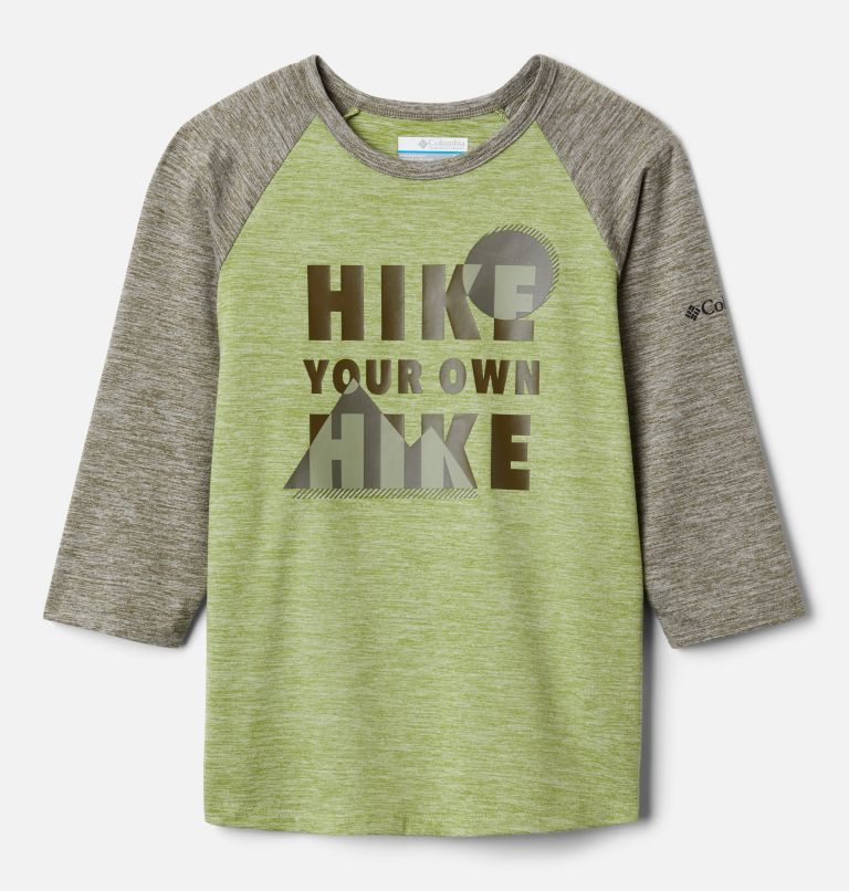 Kids' Outdoor Elements™3/4 Sleeve Shirt Kids' Outdoor Elements™3/4 Sleeve Shirt, front