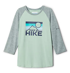Kids' Outdoor Elements™ 3/4 Sleeve Shirt