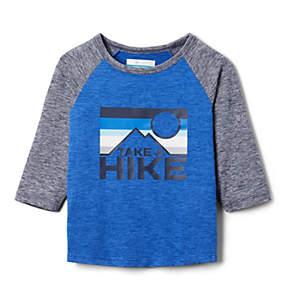 Toddler Outdoor Elements™3/4 Sleeve Shirt