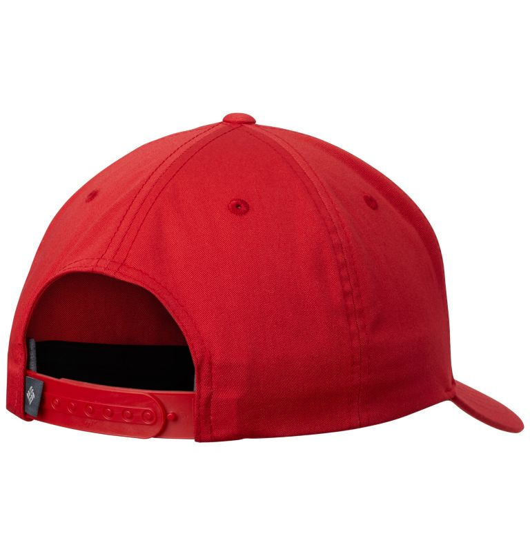 Trail Essential™ Snap Back Hat | 613 | O/S Casquette à bouton pression Trail Essential™, Mountain Red Mountain Patch, back