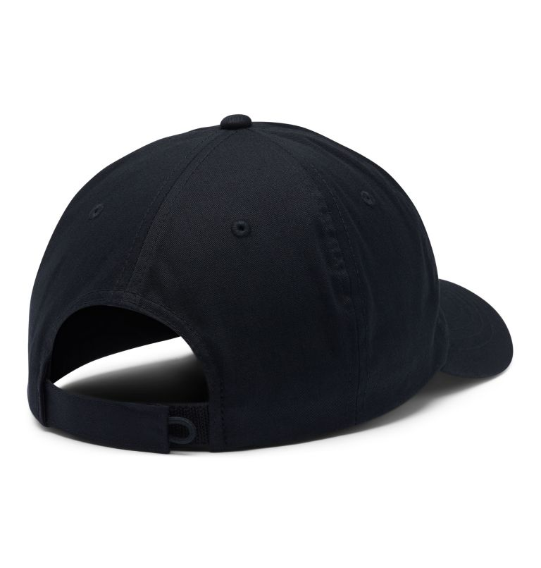 ROC™ II Hat | 013 | O/S ROC™ II Ball Cap, Black, White, back