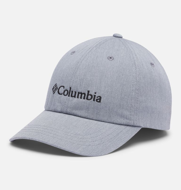 ROC™ II Ball Cap   039   O/S ROC™ II Ball Cap, Columbia Grey Heather, Black, front