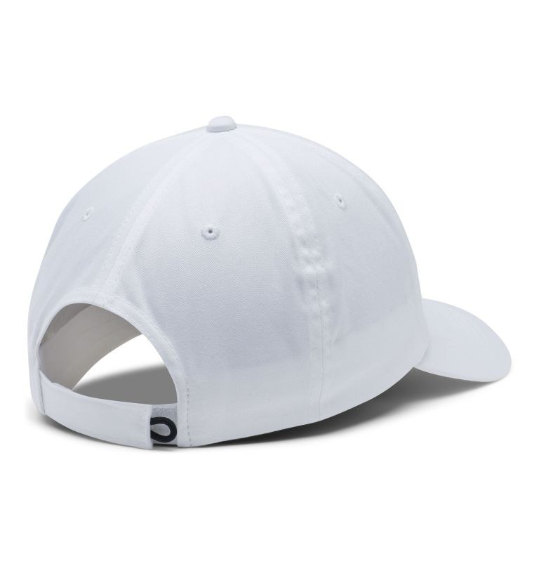ROC™ II Hat | 101 | O/S Casquette de baseball ROC™  II, White, Black, back