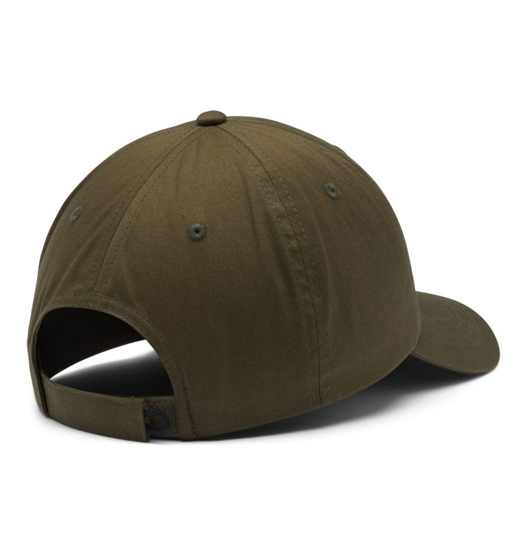 ROC™ II Hat | 327 | O/S ROC™ II Ball Cap, New Olive, White, back