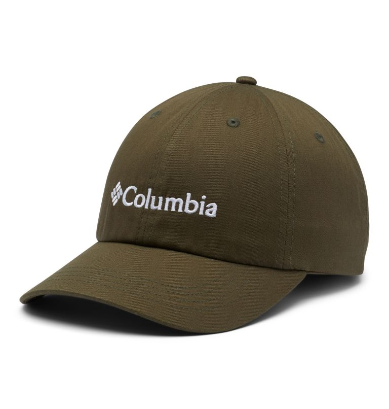 ROC™ II Hat | 327 | O/S ROC™ II Ball Cap, New Olive, White, front