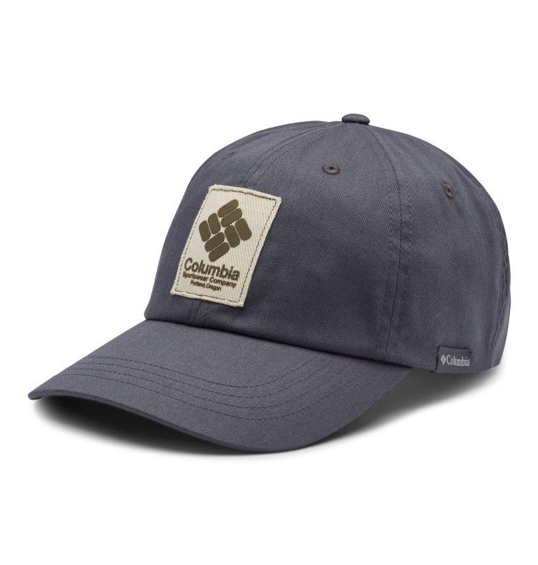 ROC™ II Hat | 420 | O/S Casquette de baseball ROC™  II, India Ink, Gem Patch, front
