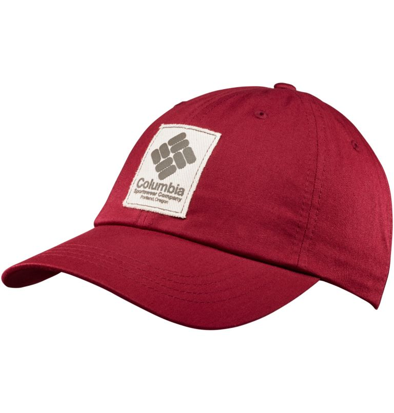 ROC™ II Hat | 611 | O/S Berretto unisex ROC™ II, Red Element Gem Patch, front