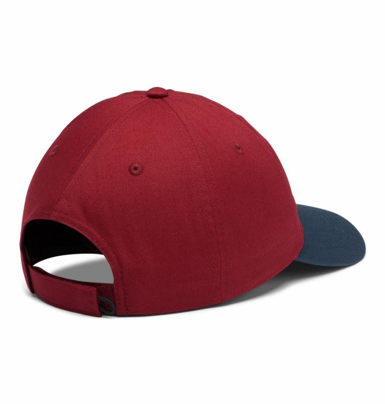 ROC™ II Hat | 664 | O/S ROC™ II Hat, Red Jasper, Coll Navy, Gem Patch, back