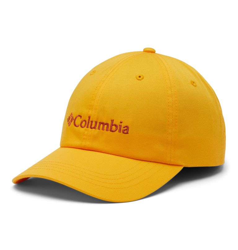 ROC™ II Hat | 790 | O/S ROC™ II Ball Cap, Bright Gold, Carnelian Red, front