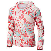 Deals on Columbia Girls Super PFG Tidal Hoodie
