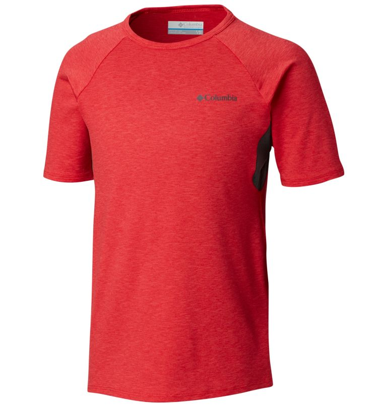 Silver Ridge™ II kurzärmliges T-Shirt für Jungen Silver Ridge™ II kurzärmliges T-Shirt für Jungen, front