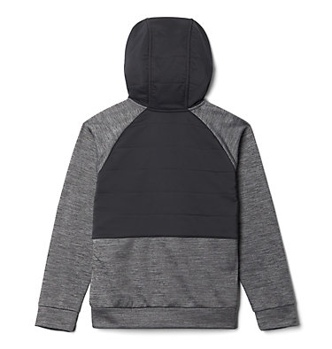 Boys' S'more Adventure™ Hybrid Hoodie S'more Adventure™Hybrid Hoodie | 023 | M, City Grey, Shark, back