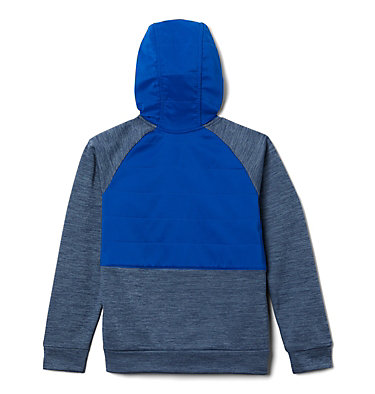 Boys' S'more Adventure™ Hybrid Hoodie S'more Adventure™Hybrid Hoodie | 023 | M, Dark Mountain, Azul, back