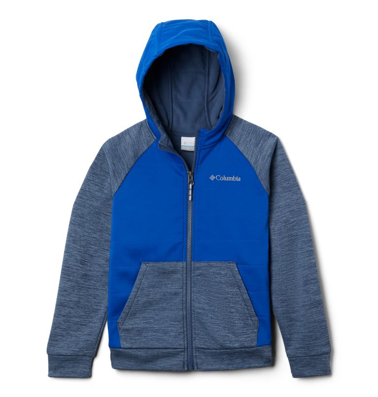 Boys' S'more Adventure™ Hybrid Hoodie Boys' S'more Adventure™Hybrid Hoodie, front