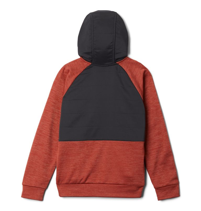 Boys' S'more Adventure™ Hybrid Hoodie Boys' S'more Adventure™Hybrid Hoodie, back