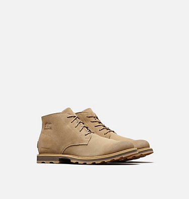 Men's Madson™ Chukka Waterproof Boot  MADSON™ CHUKKA WATERPROOF | 011 | 10, Crouton, 3/4 front
