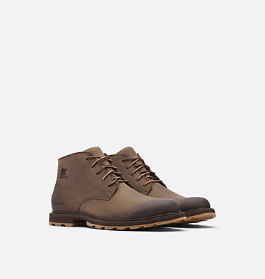 Men's Madson™ Chukka Waterproof Boot  MADSON™ CHUKKA WATERPROOF | 011 | 10, Major, Cordovan, 3/4 front