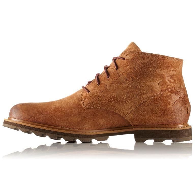 e8b24c359c3 Men's Madson™ Chukka Waterproof Camo Boot