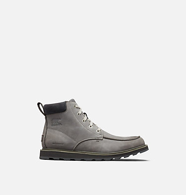 Men's Madson™ Moc Toe Boot MADSON™ MOC TOE WATERPROOF | 052 | 9.5, Quarry, front