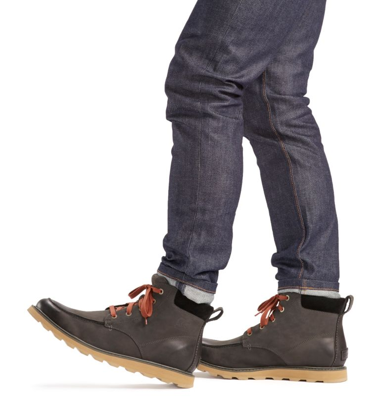 Botte Imperméable Madson™ Moc Toe Homme Botte Imperméable Madson™ Moc ToeHomme, toe