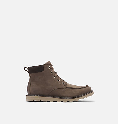 Men's Madson™ Moc Toe Boot MADSON™ MOC TOE WATERPROOF | 052 | 9.5, Major, Buffalo, front