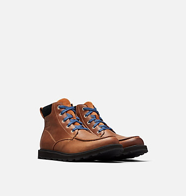 Men's Madson™ Moc Toe Boot MADSON™ MOC TOE WATERPROOF | 052 | 9.5, Elk, 3/4 front