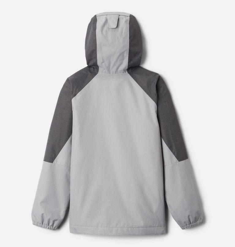 Endless Explorer™ Jacket | 039 | S Boys' Endless Explorer™ Jacket, Columbia Grey, Shark, back