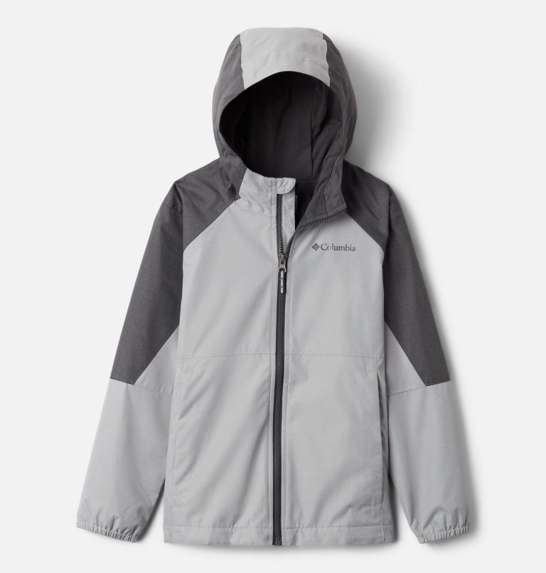 Endless Explorer™ Jacket | 039 | S Boys' Endless Explorer™ Jacket, Columbia Grey, Shark, front