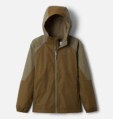 Boys' Endless Explorer™ Jacket Endless Explorer™ Jacket | 039 | L, New Olive, Stone Green, front