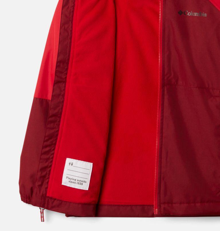 Endless Explorer™ Jacket | 664 | L Boys' Endless Explorer™ Jacket, Red Jasper, Mountain Red, a1