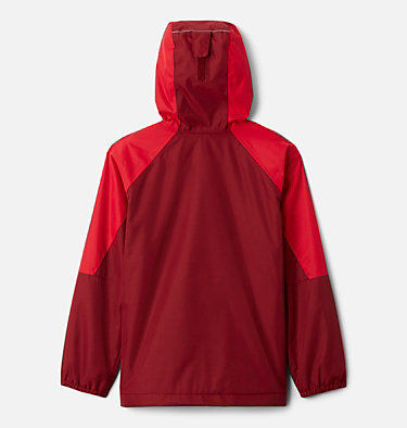 Boys' Endless Explorer™ Jacket Endless Explorer™ Jacket | 039 | L, Red Jasper, Mountain Red, back