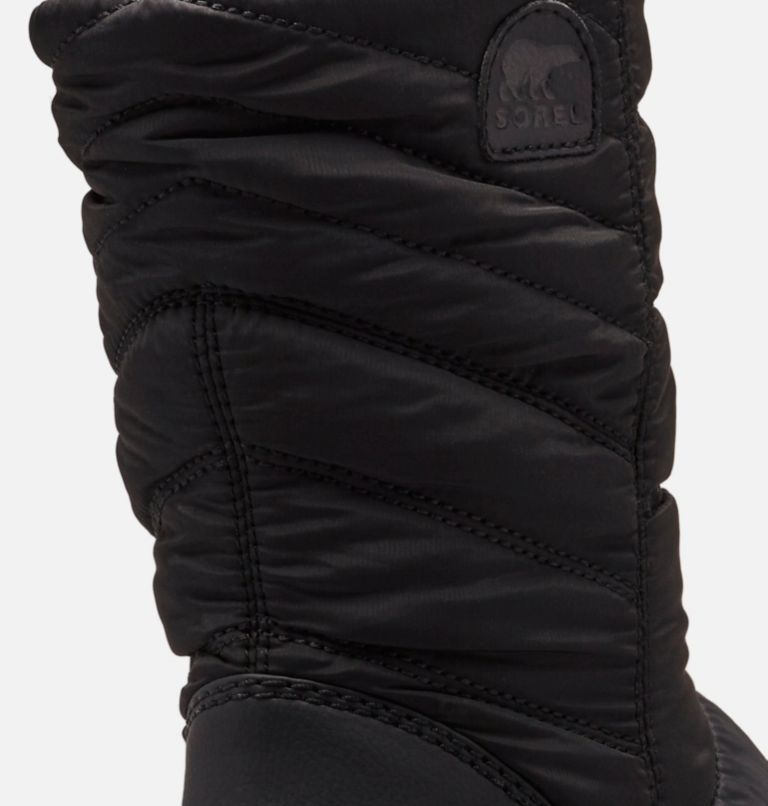 YOUTH WHITNEY™ MID | 010 | 2 Big Kids' Whitney™ Mid Boot, Black, a1