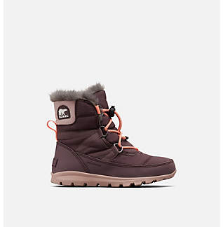 Big Kids' Whitney™ Short Lace Boot