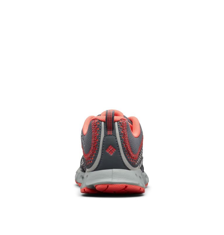 DRAINMAKER™ IV | 053 | 10.5 Women's Drainmaker™ IV Water Shoe, Graphite, Red Coral, back