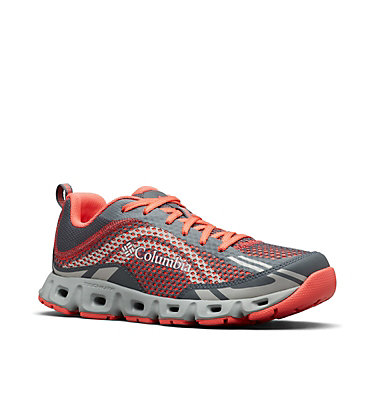 Chaussure Drainmaker™ IV Femme DRAINMAKER™ IV | 526 | 6, Graphite, Red Coral, 3/4 front