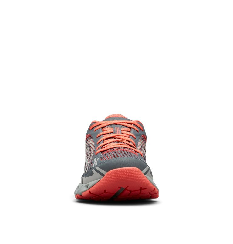 DRAINMAKER™ IV | 053 | 10.5 Women's Drainmaker™ IV Water Shoe, Graphite, Red Coral, toe