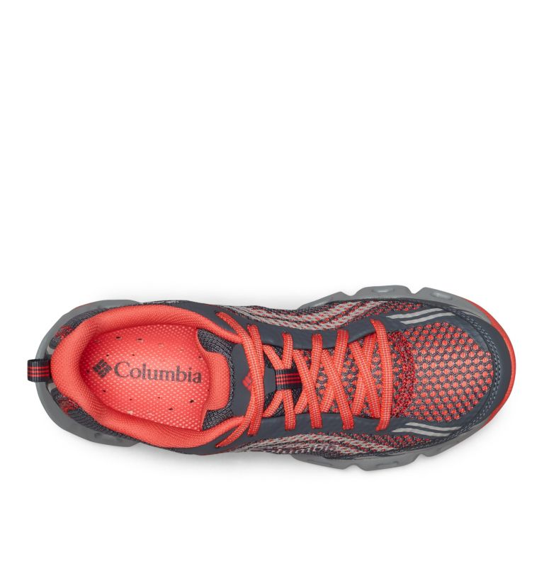 DRAINMAKER™ IV | 053 | 10.5 Women's Drainmaker™ IV Water Shoe, Graphite, Red Coral, top