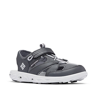 Youth Techsun™ Wave Sandal YOUTH TECHSUN™ WAVE | 011 | 1, Shark, Grey Ice, 3/4 front