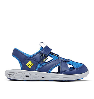 Youth Techsun™ Wave Sandal YOUTH TECHSUN™ WAVE | 011 | 1, Cousteau, Deep Yellow, front