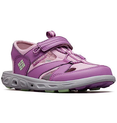 Big Kids' Techsun™ Wave Sandal YOUTH TECHSUN™ WAVE | 011 | 1, Northern Lights, Key West, 3/4 front