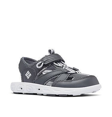 Little Kids' Techsun™ Wave Sandal CHILDRENS TECHSUN™ WAVE | 011 | 10, Shark, Grey Ice, 3/4 front
