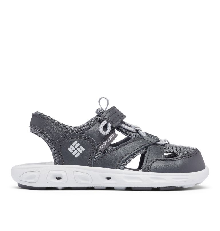 CHILDRENS TECHSUN™ WAVE | 011 | 10 Little Kids' Techsun™ Wave Sandal, Shark, Grey Ice, front