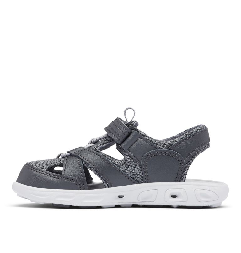 CHILDRENS TECHSUN™ WAVE | 011 | 10 Little Kids' Techsun™ Wave Sandal, Shark, Grey Ice, medial