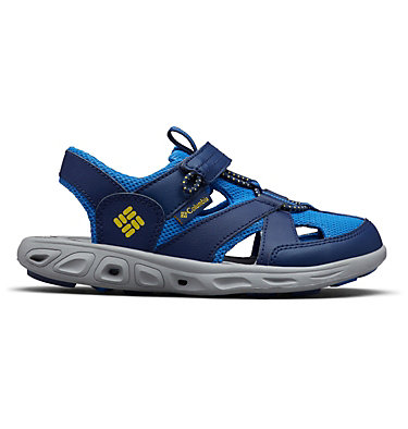 Little Kids' Techsun™ Wave Sandal CHILDRENS TECHSUN™ WAVE | 011 | 10, Cousteau, Deep Yellow, front